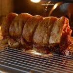 Porchetta Recipe - An Italian roast pork that is meltingly tender, with an almost startlingly crispy skin.